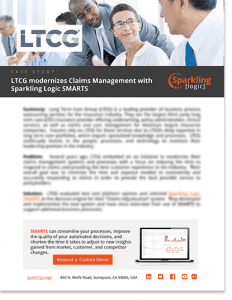 LTCG modernizes Claims Management