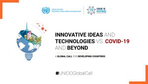 Finalist in UNIDO Innovative Ideas and Technologies